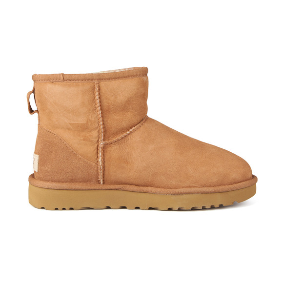 Ugg Womens Brown Classic Mini II Boot main image