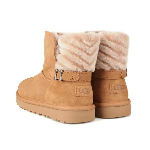 Ugg Womens Brown Adria Boot main image
