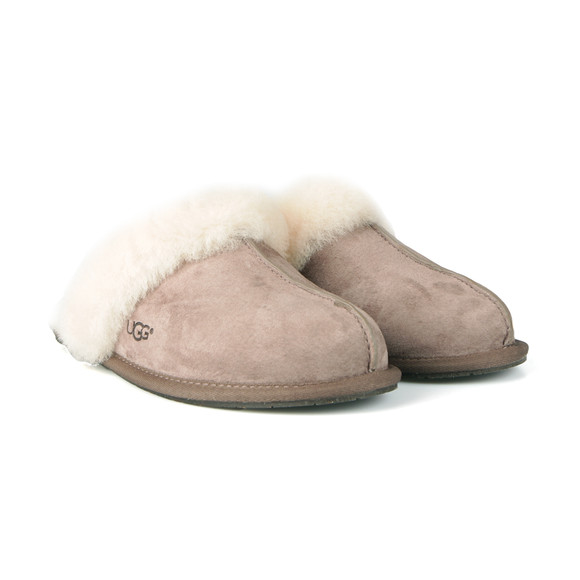 Ugg Womens Grey W Scuffette II Slipper main image