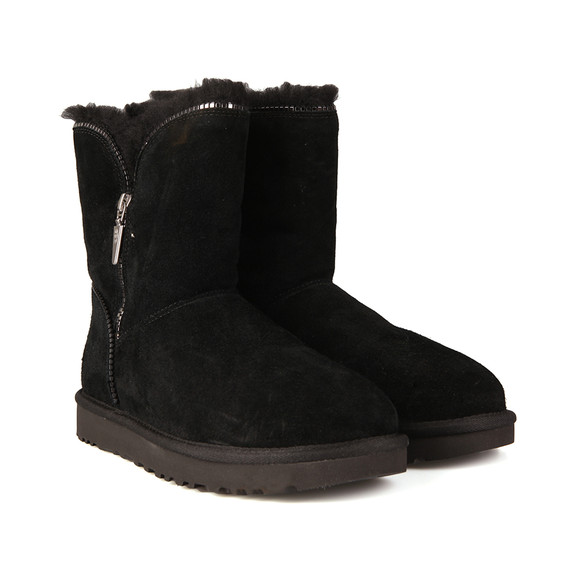 Ugg Womens Black Florence Boot main image