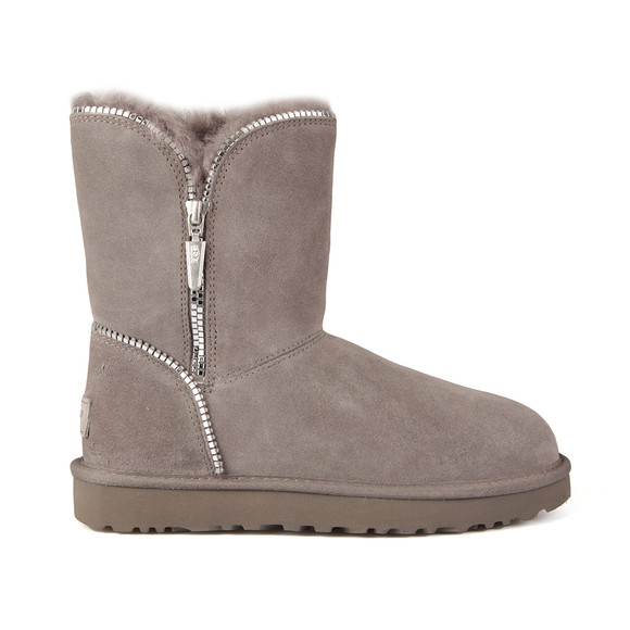 Ugg Womens Grey Florence Boot main image