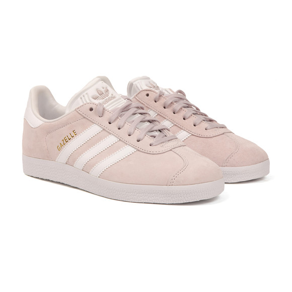 Adidas Originals Womens Pink Gazelle OG W Trainer main image