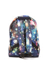 Mi Pac Unisex Blue Printed Backpack