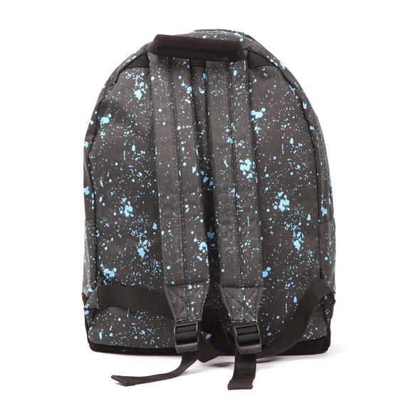 Mi Pac Unisex Blue Splattered Backpack main image
