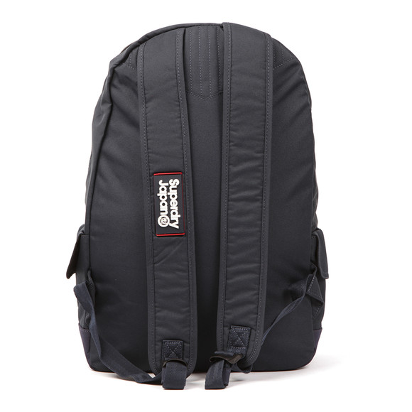 Superdry Unisex Blue Trinitiy Montana Backpack main image