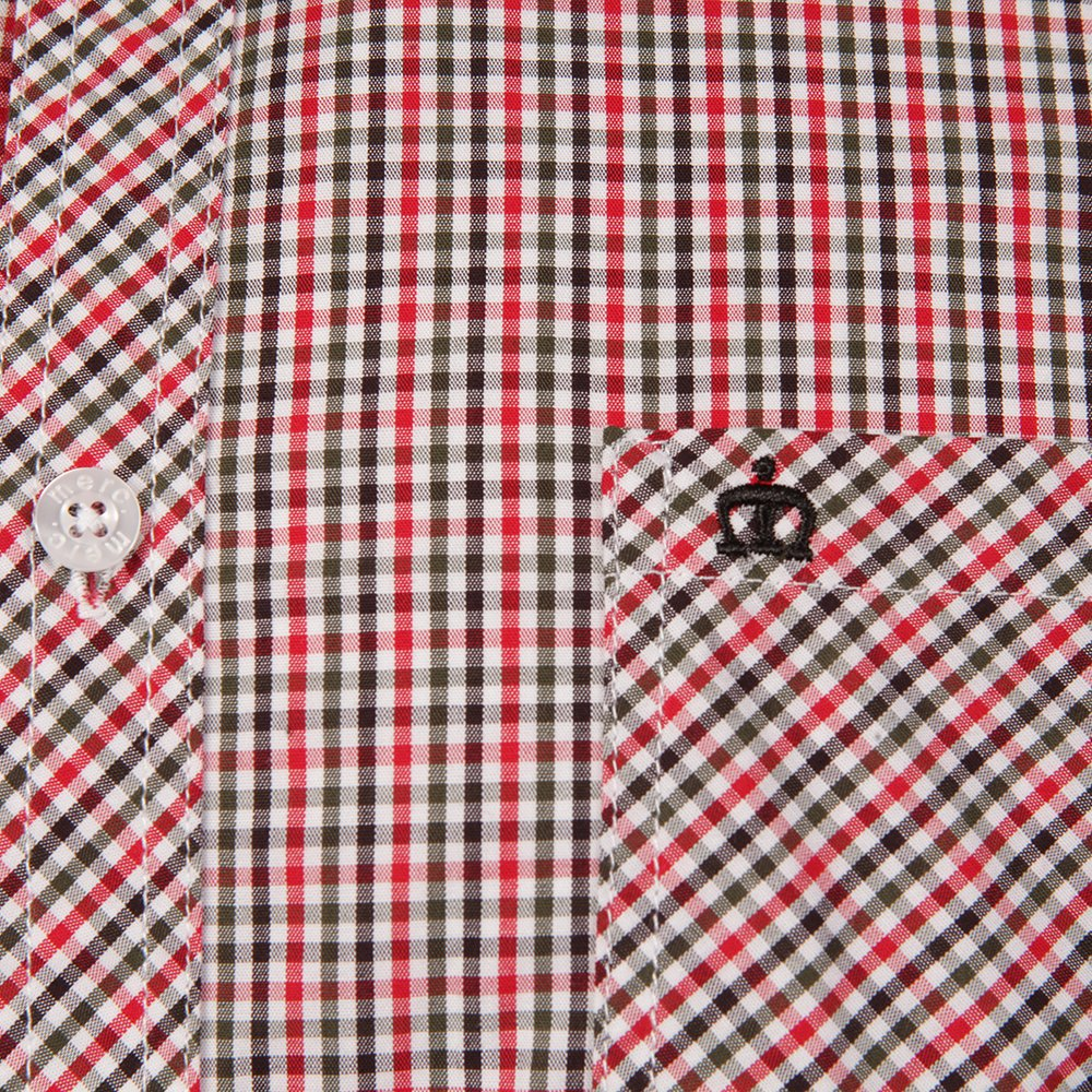 Syndale Small Check Shirt main image