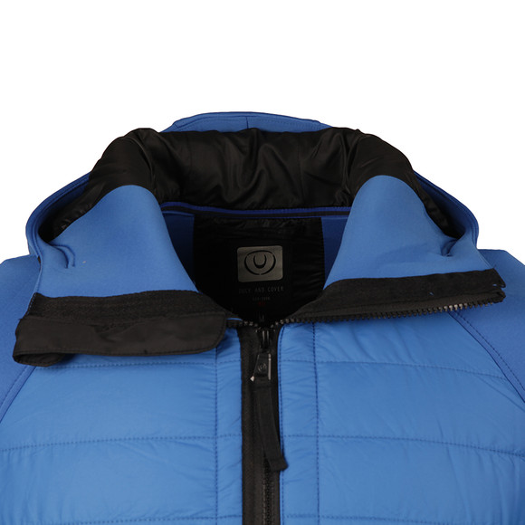 Duck & Cover Mens Blue Locus Jacket main image