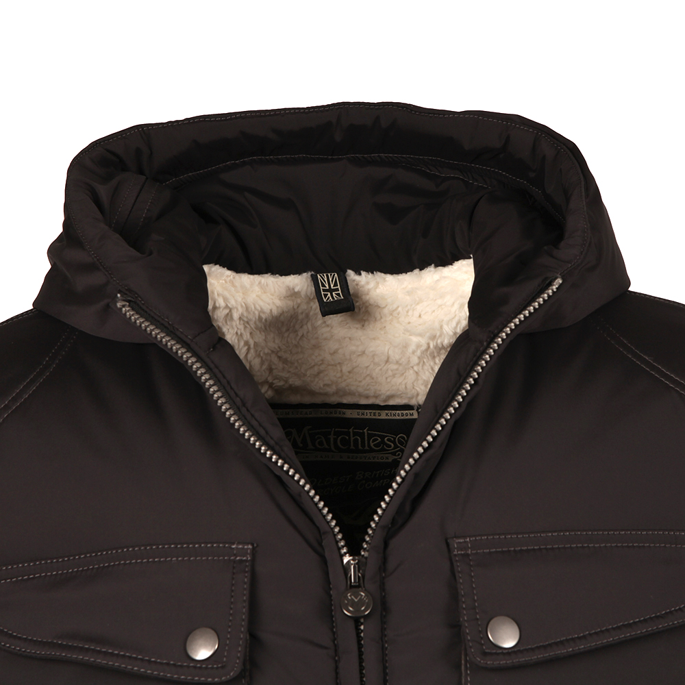 Nettleton Hooded Jacket main image