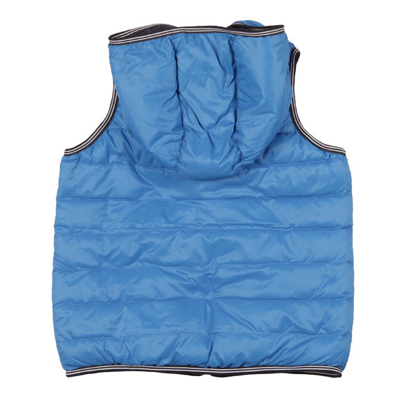 Boss Boys Blue Boys J26283 Gilet main image