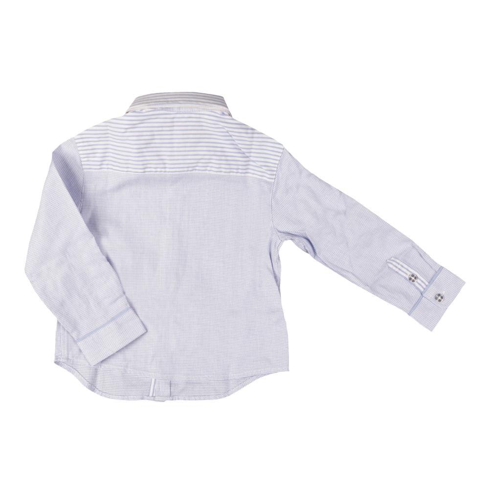 Patterned & Stripes Shirt main image