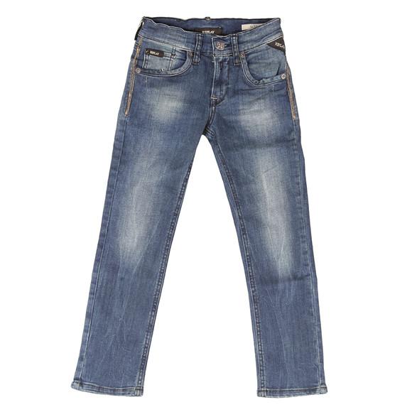 Replay Boys Blue SB9011 Slim Jean main image