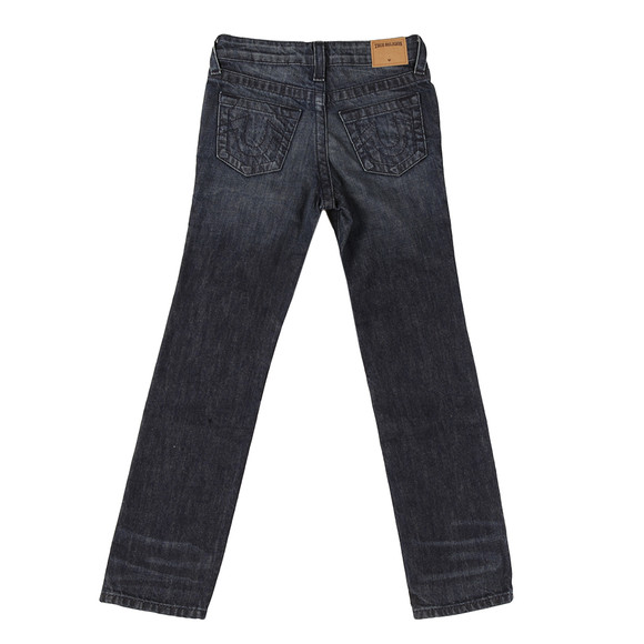 True Religion Boys Blue Geno Single End Jean main image