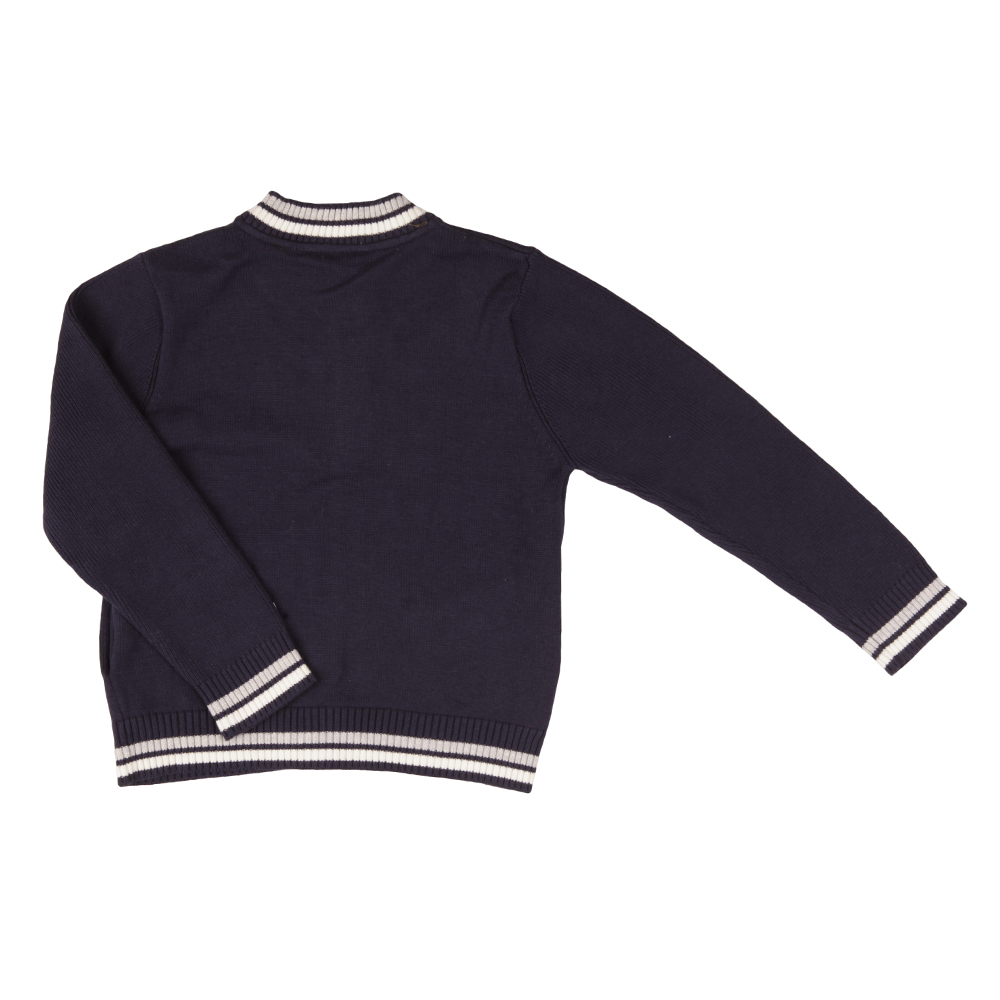 Boys T25L17 Knitted Cardigan main image
