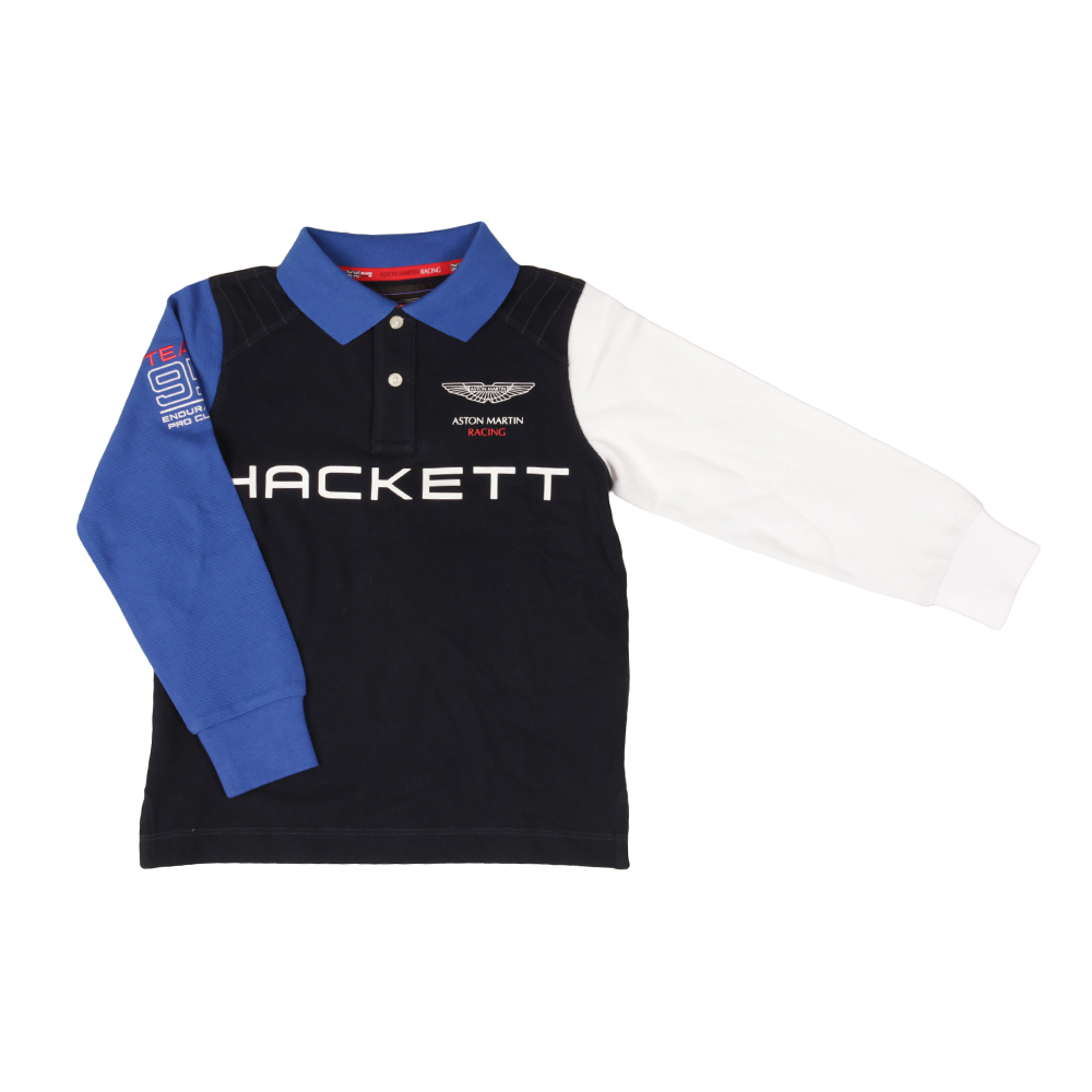 AMR Multi LS Polo Shirt main image
