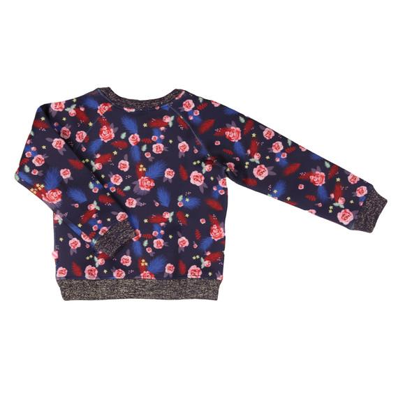Billieblush Girls Blue Girls U15342 Sweatshirt main image