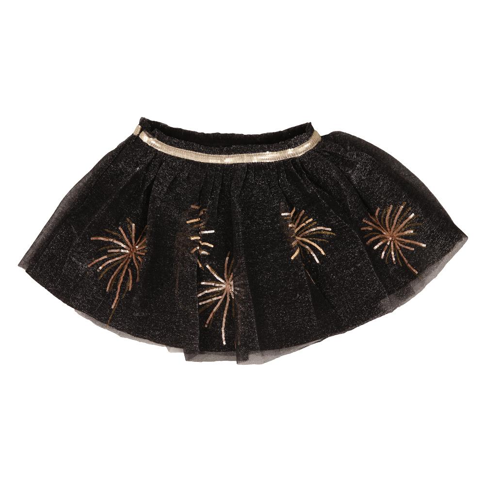 Metallic Skirt  main image