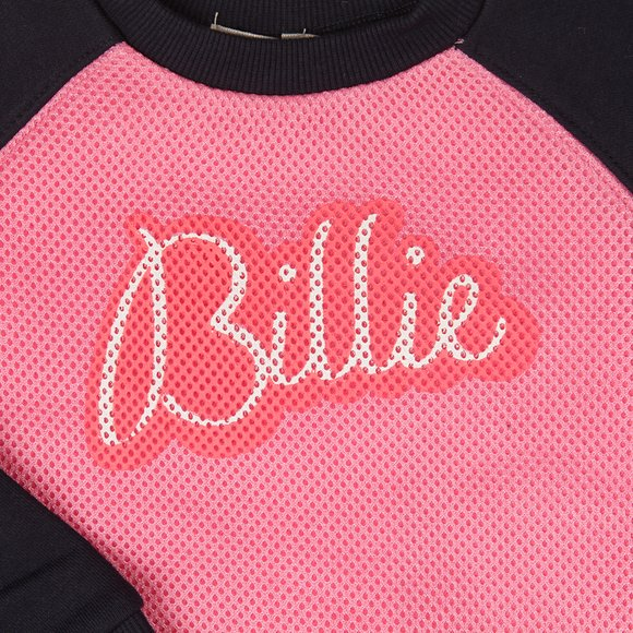 Billieblush Girls Blue U12244 Dress main image