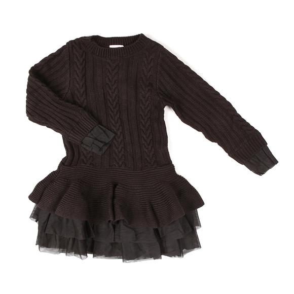 Billieblush Girls Black U12237 Dress main image