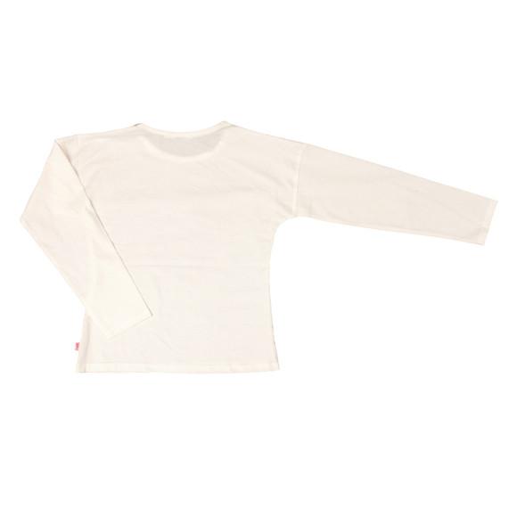 Billieblush Girls Off-white U15347 T Shirt main image