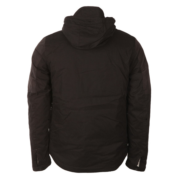 G-Star Mens Black Batt Hooded Overshirt main image