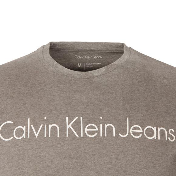 Calvin Klein Mens Silver S/S Tee main image