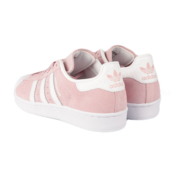 Adidas Originals Womens Pink Superstar W Trainer main image