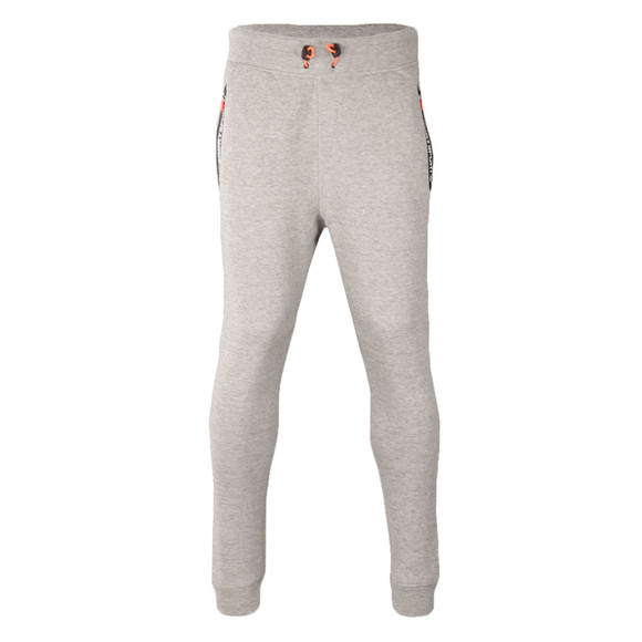 Superdry Mens Grey Gym Tech Slim Jogger main image