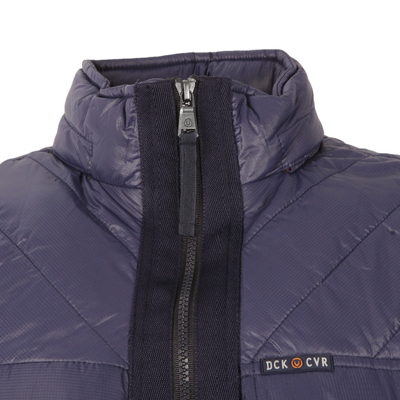 Duck & Cover Mens Blue Whitby Gilet main image