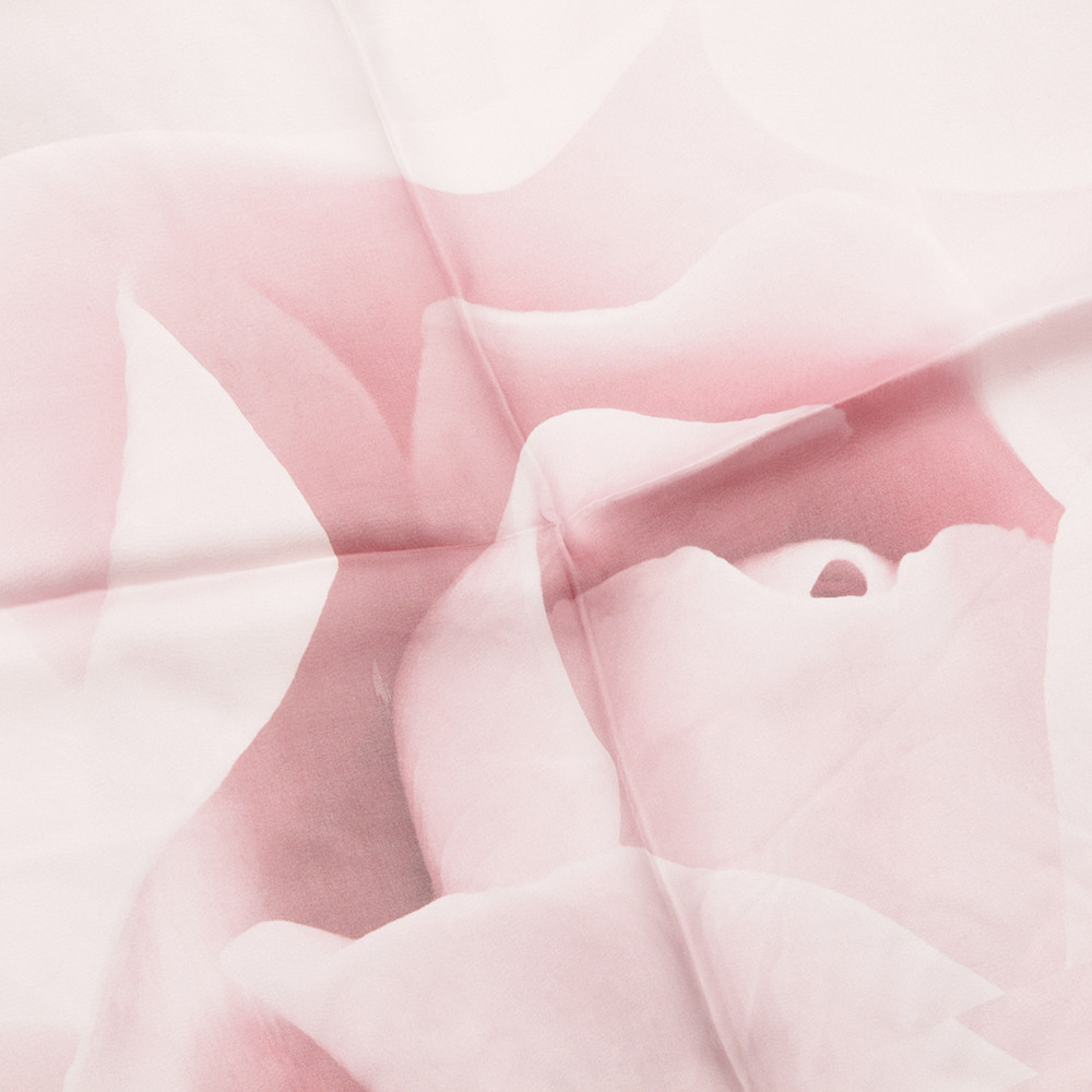 Maita Porcelain  Rose Long Scarf main image