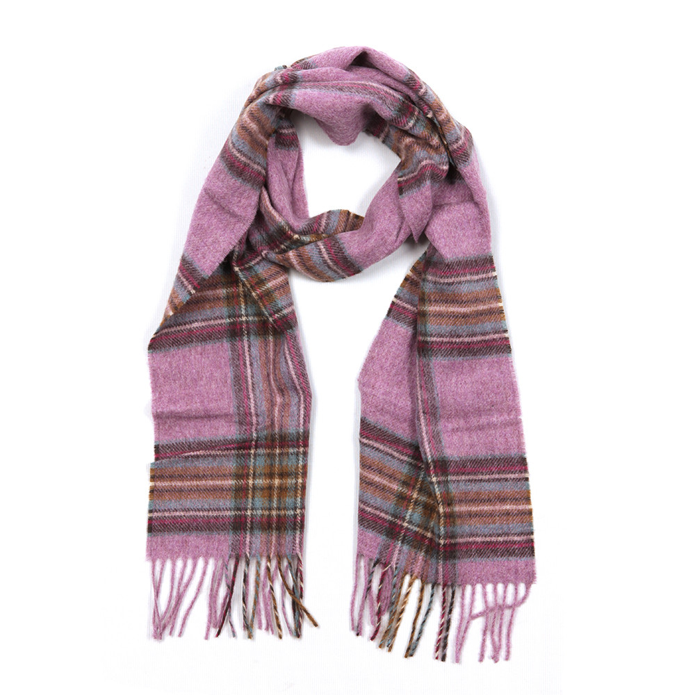 Country Check Scarf main image