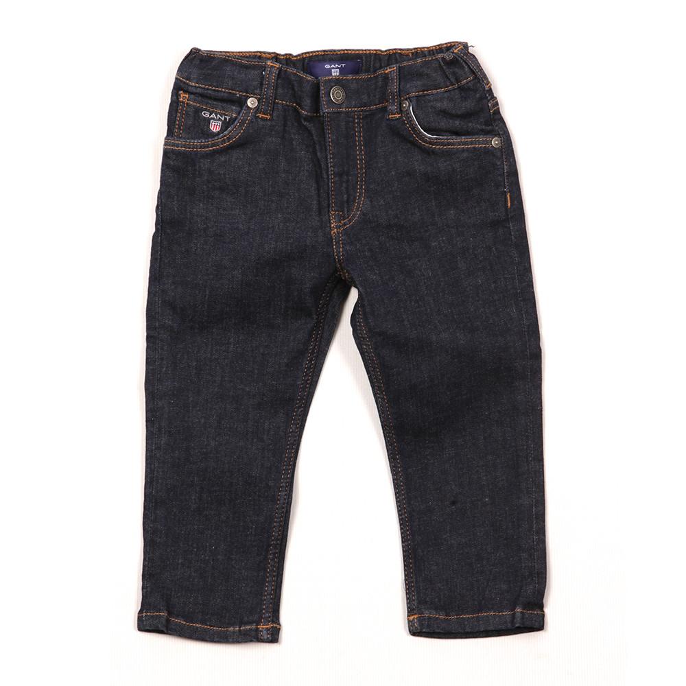 0c6b7d59e51 Gant Baby Loose Jean | Masdings