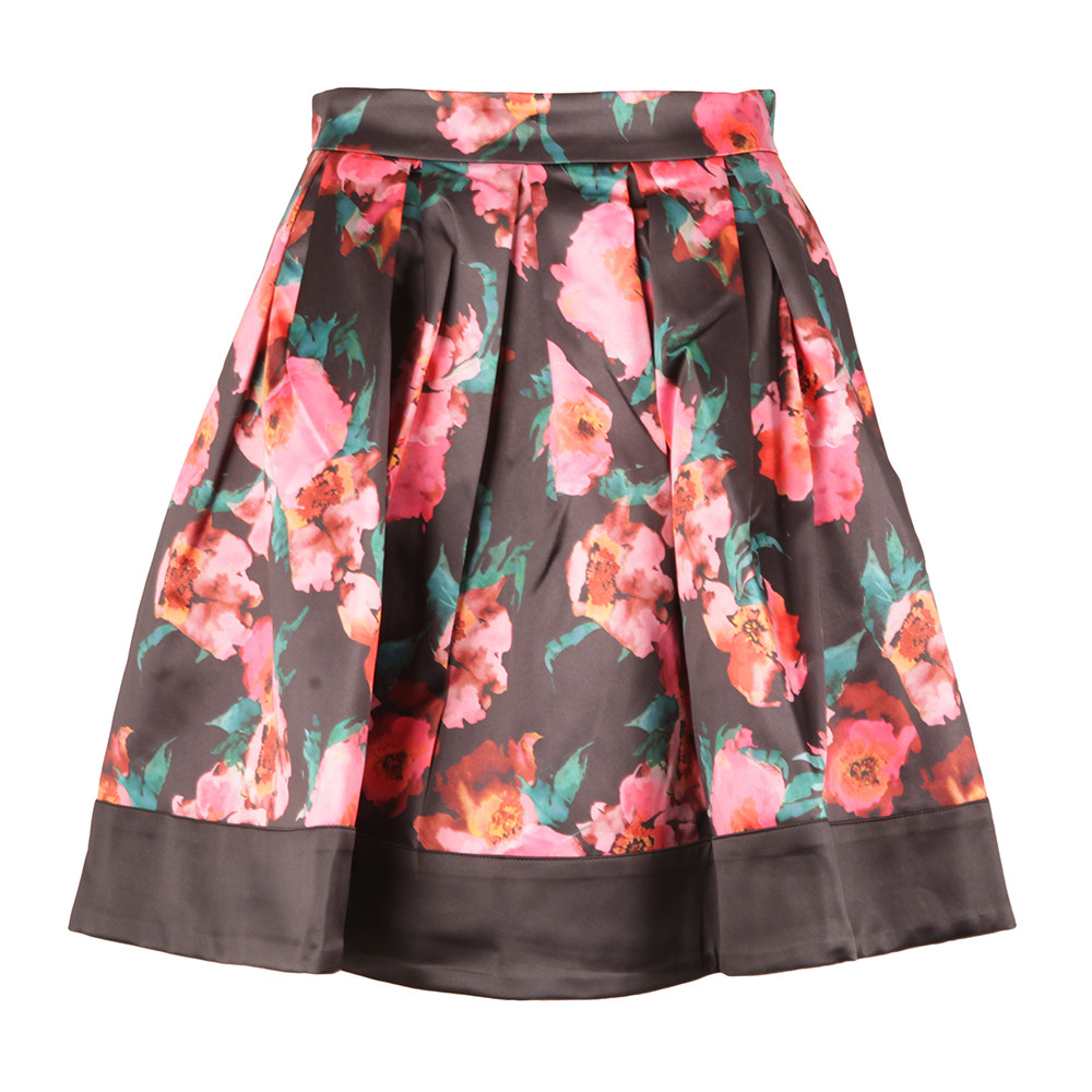 Allegro Poppy Satin Flare Skirt main image