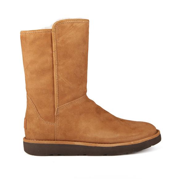 Ugg Womens Brown Abree Short Boot main image