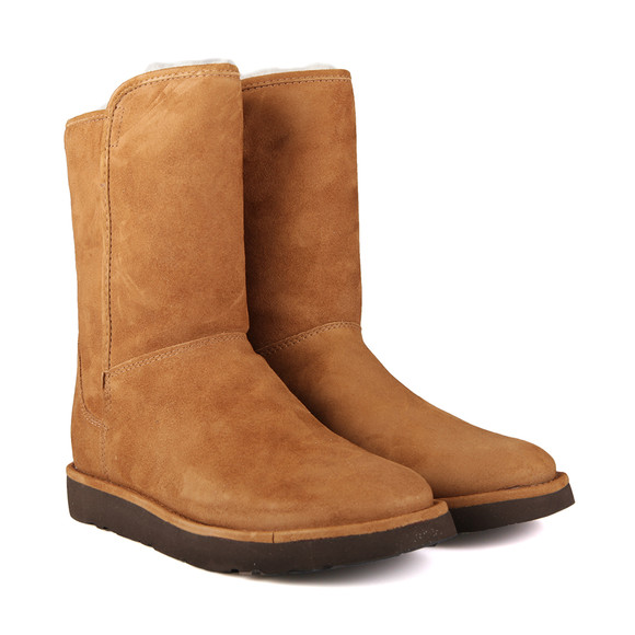Ugg Womens Brown Abree Short Boot main image