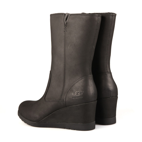 Ugg Womens Black Joely Boot main image