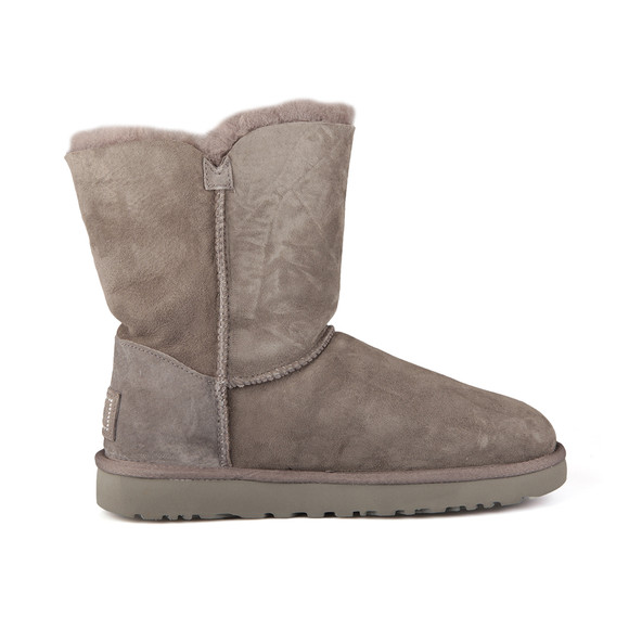 Ugg Womens Grey Bailey Bling Boot main image
