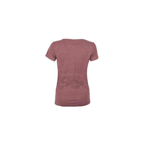 Superdry Womens Red Shirt Shop Tri Tee main image