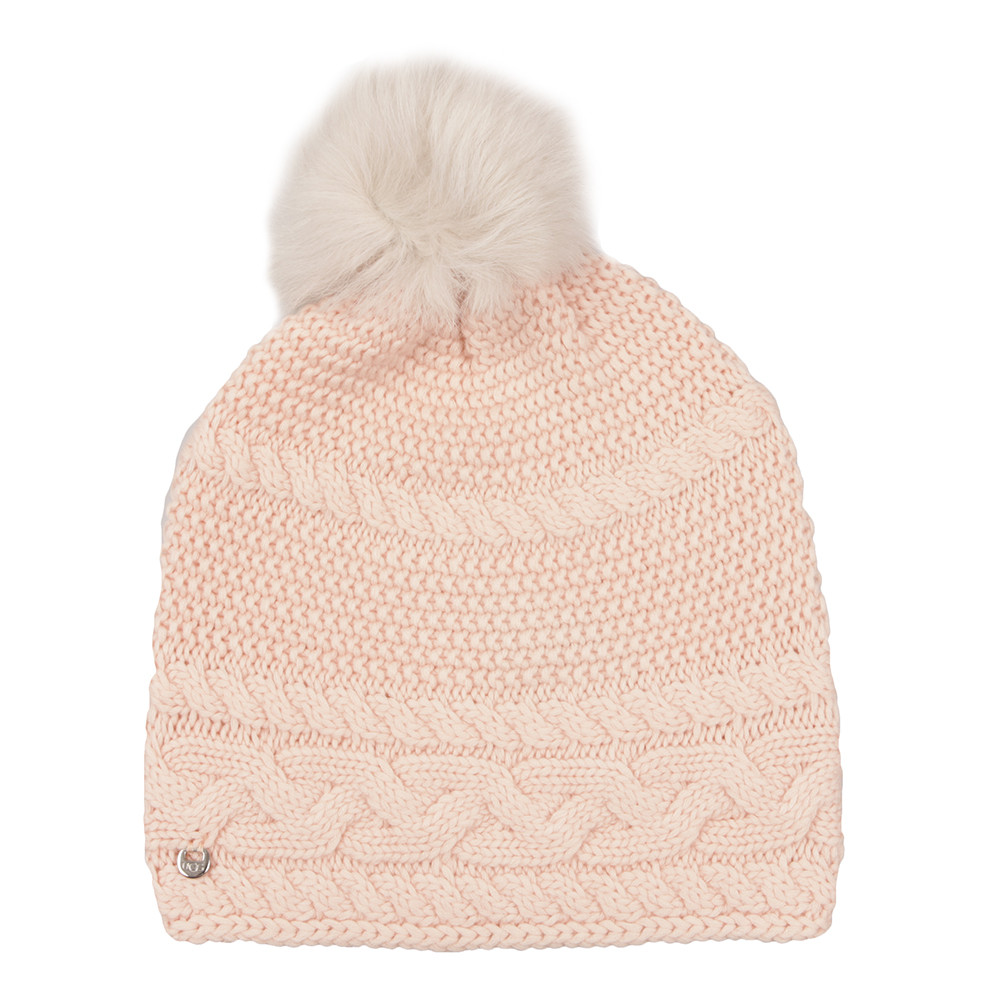 Cable Oversized Beanie main image