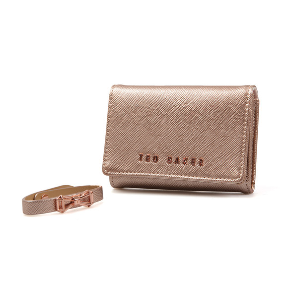 Ted Baker Womens Pink Irma Bracelet & Mini Purse Giftset main image