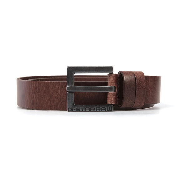 G-Star Mens Brown Duko Belt main image