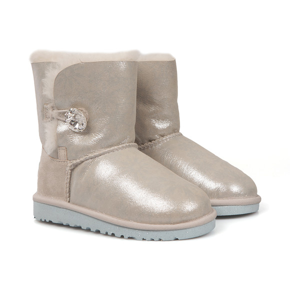 Ugg Girls White Disney K Arendelle Boot main image