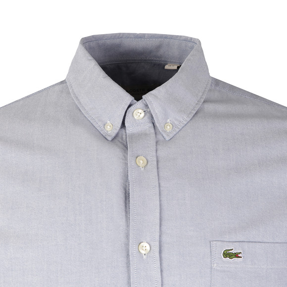 Lacoste Mens Blue L/S CH2286 Shirt main image