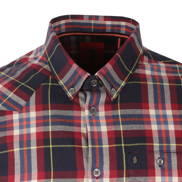 Luke Mens Blue All Day Everyday Shirt main image