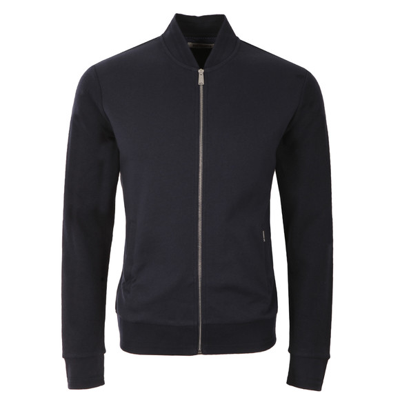 Ben Sherman Mens Blue Bomber Sweat main image