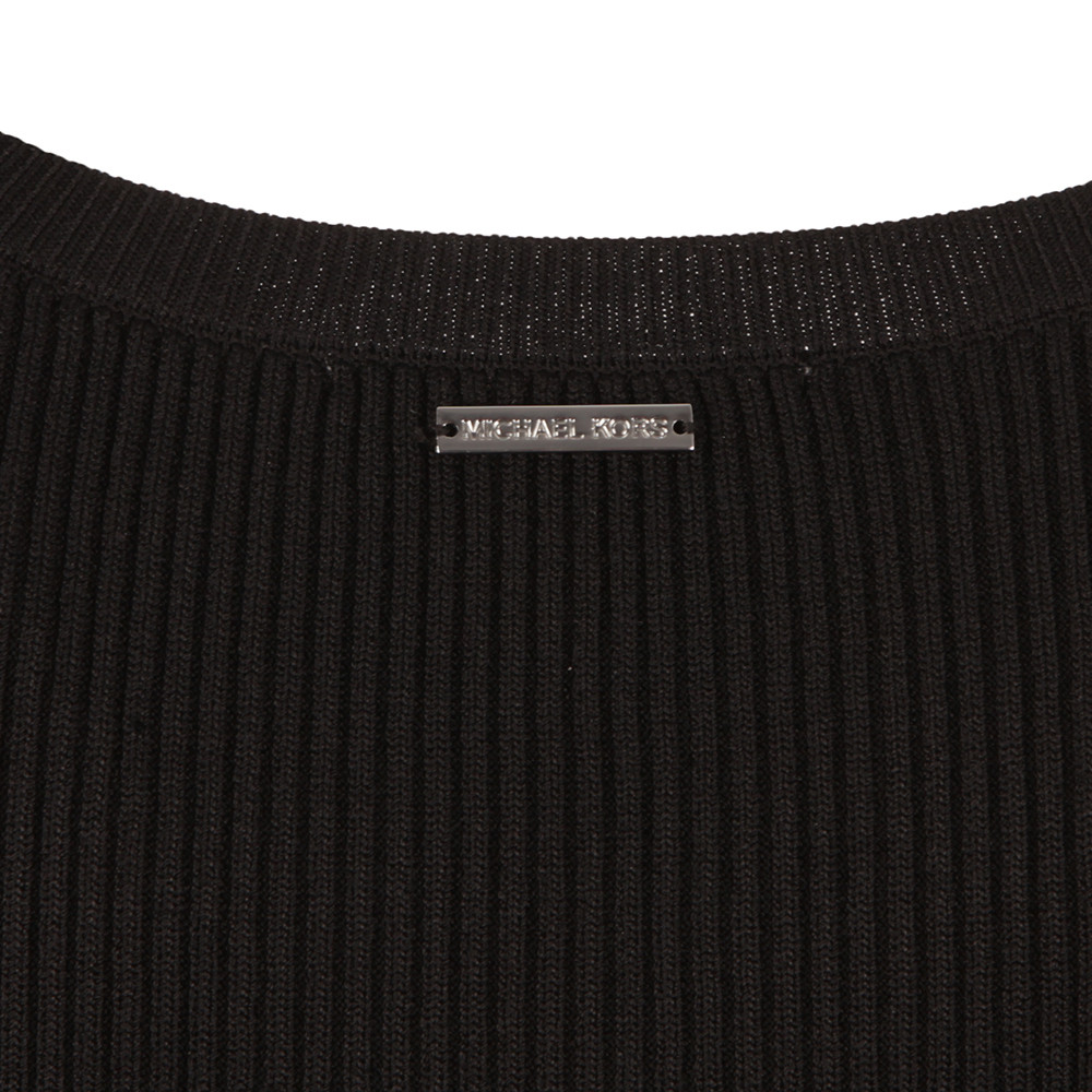 Boatneck Bell Sleeve Jumper main image