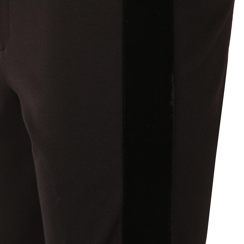 Velvet Side Stripe Trouser main image