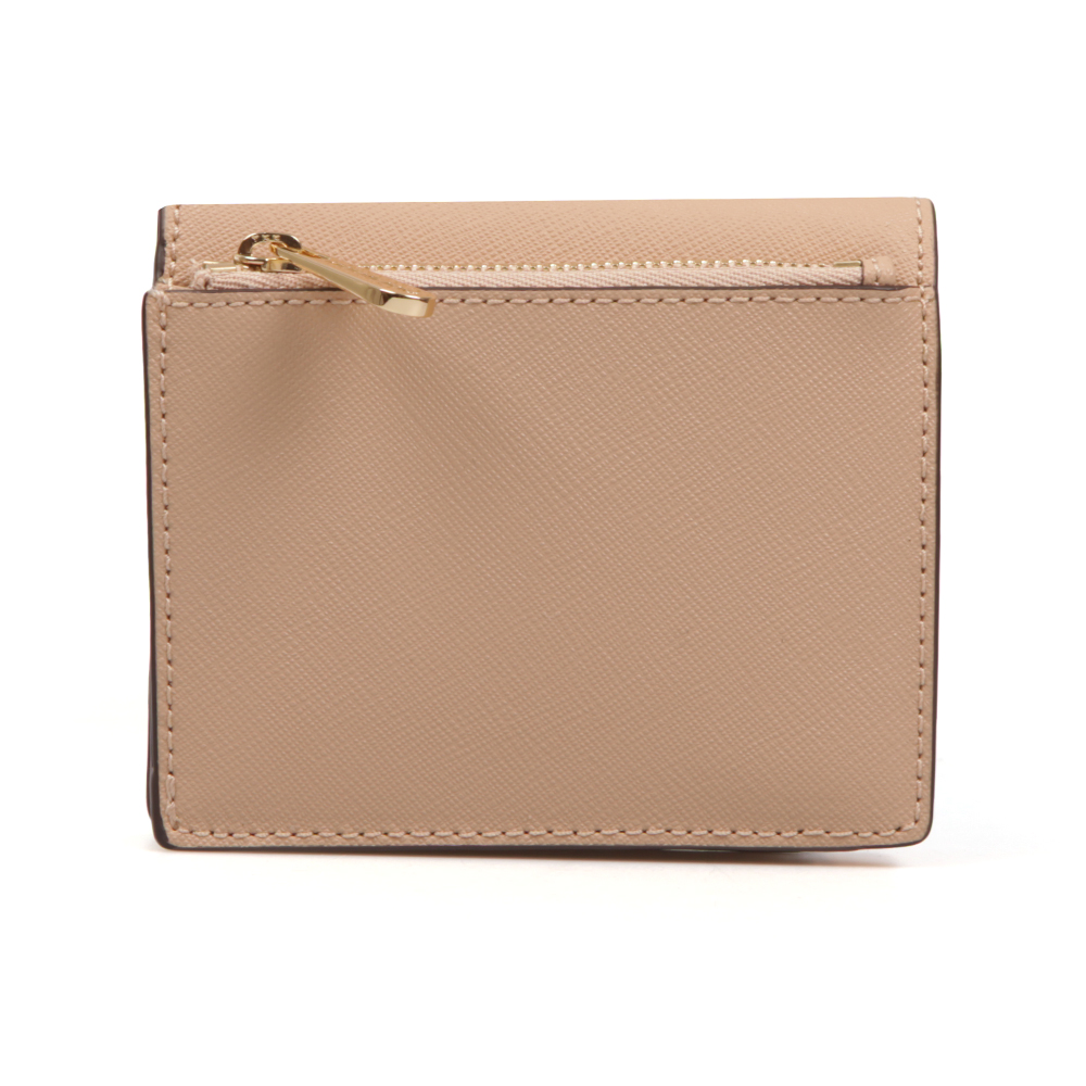 Jet Set Travel Saffiano Leather Card Case main image