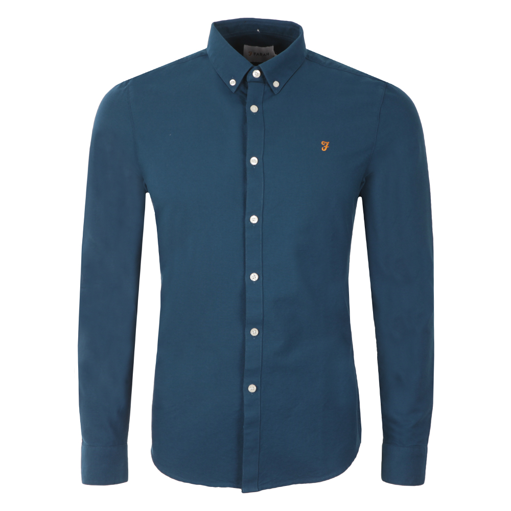 Brewer Oxford Shirt main image