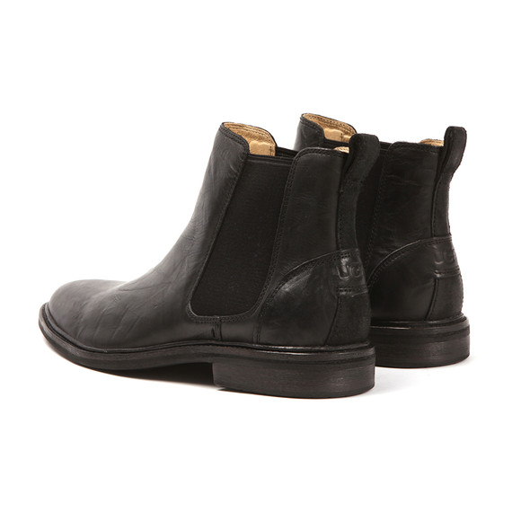 Ugg Mens Black Leif Chelsea Boot main image