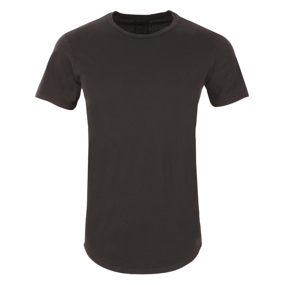 Religion Mens Black Fade Out Tee main image